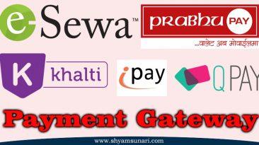 SHYAMSUNARI.COM, online payment gateway in Nepal